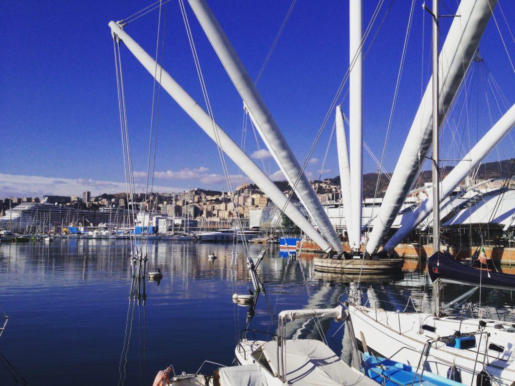 Genova visitpass porto antico