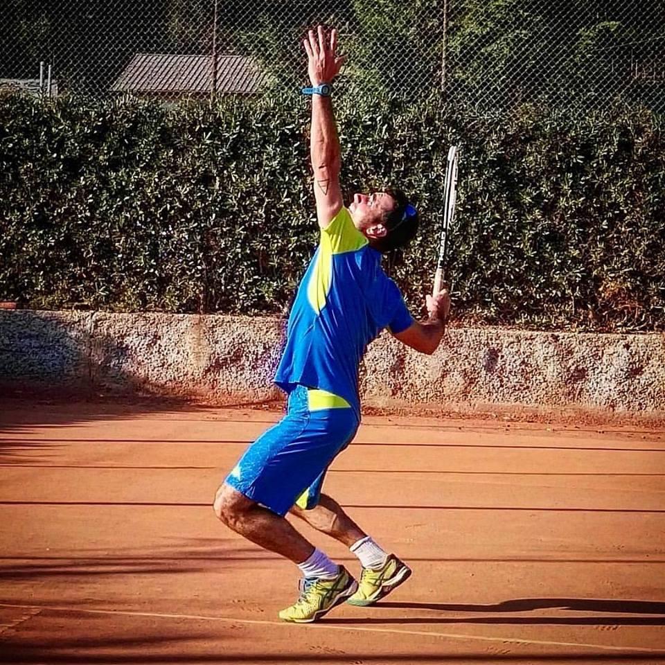 Lezioni di Tennis Istruttore FIT e PTR