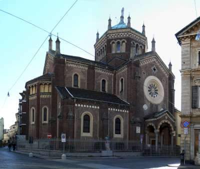 Chiesa di San Bernardo Vercelli