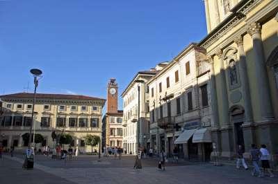 Novara Piazza Gramsci