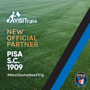 VISITpass - New Partner - Pisa