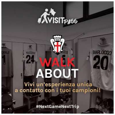 Walkabout Pro Vercelli