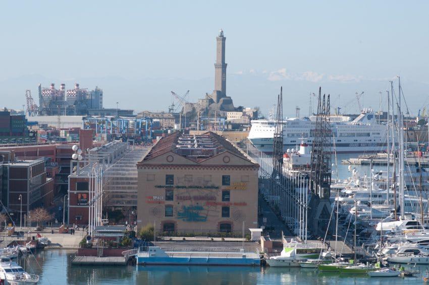 Acquario Genova + Città dei Bambini