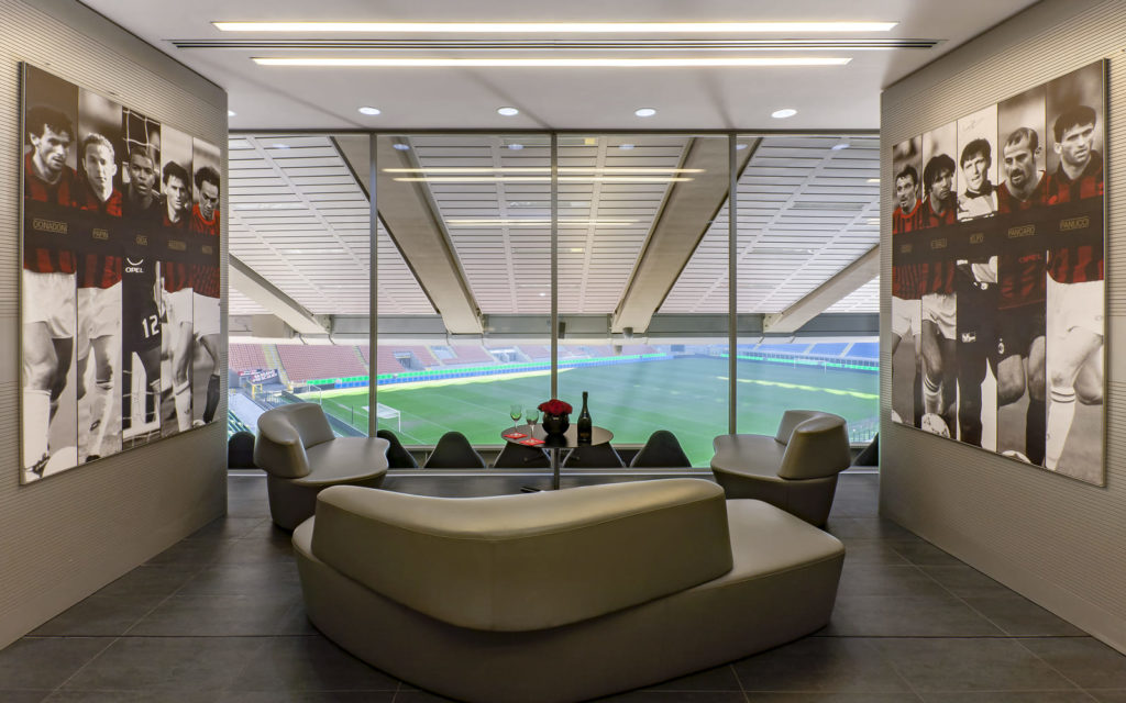 Stadio Meazza - Milano - San Siro
