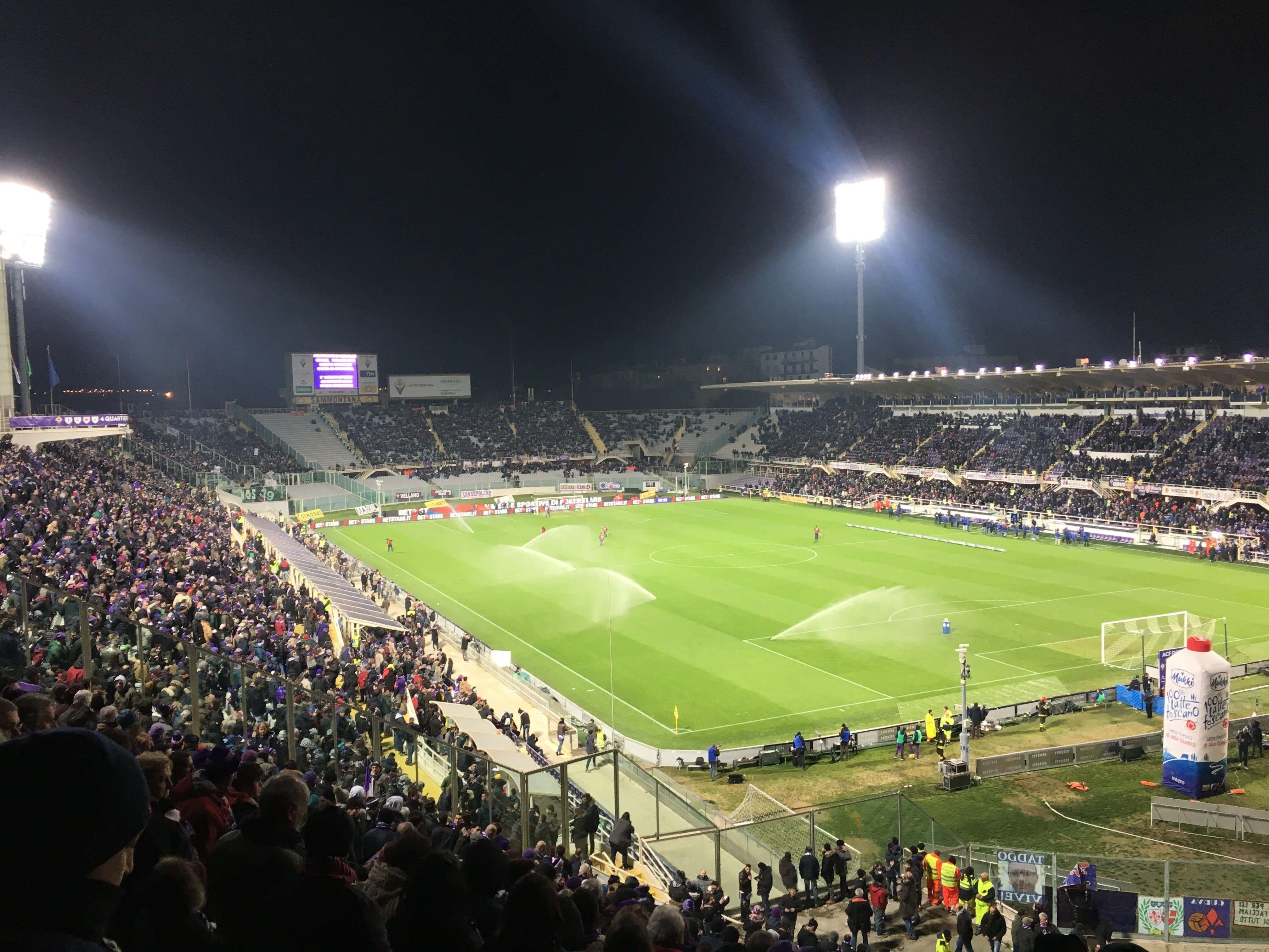 VISITato per voi! Stadio Artemio Franchi di Firenze