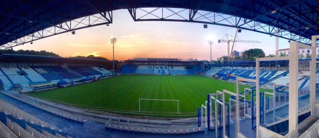 Stadio Paolo Mazza - Spal