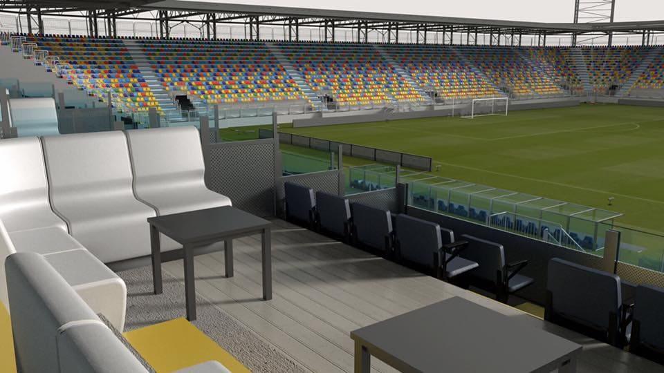 Stadio Benito Stirpe Frosinone Calcio