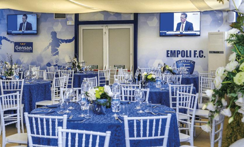 Stadio Castellani Empoli Lounge